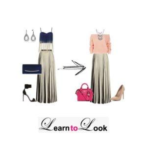 skirts - summer basics in autumn