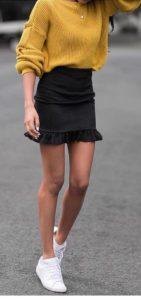 streetstyle skirts