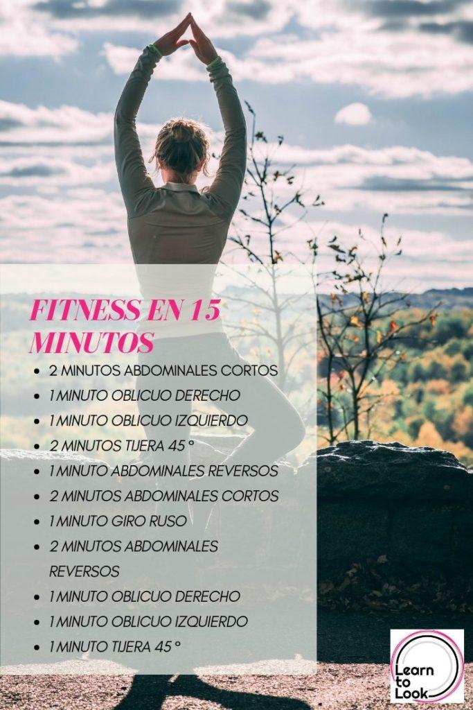 Fitness en 15 minutos