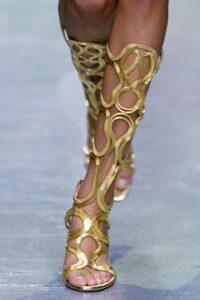 sandalias gladiadoras romanas
