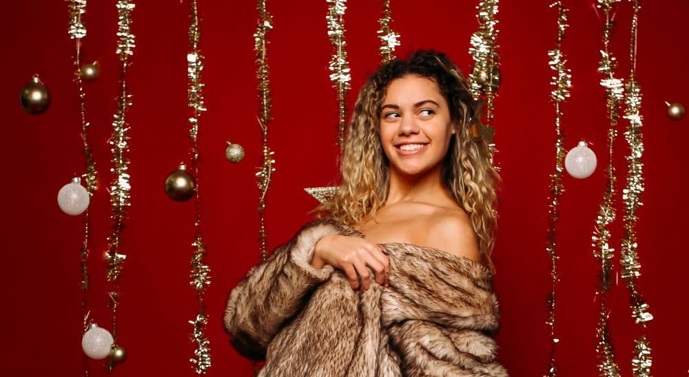 como vestir en navidad