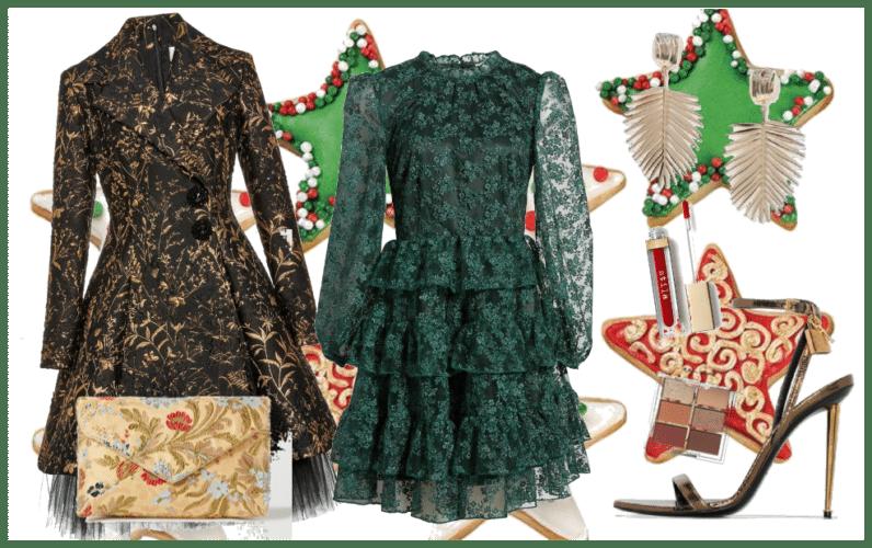 Vestir en navidad