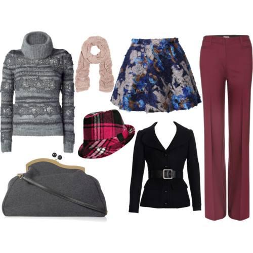 prendas de lana para vestir en invierno